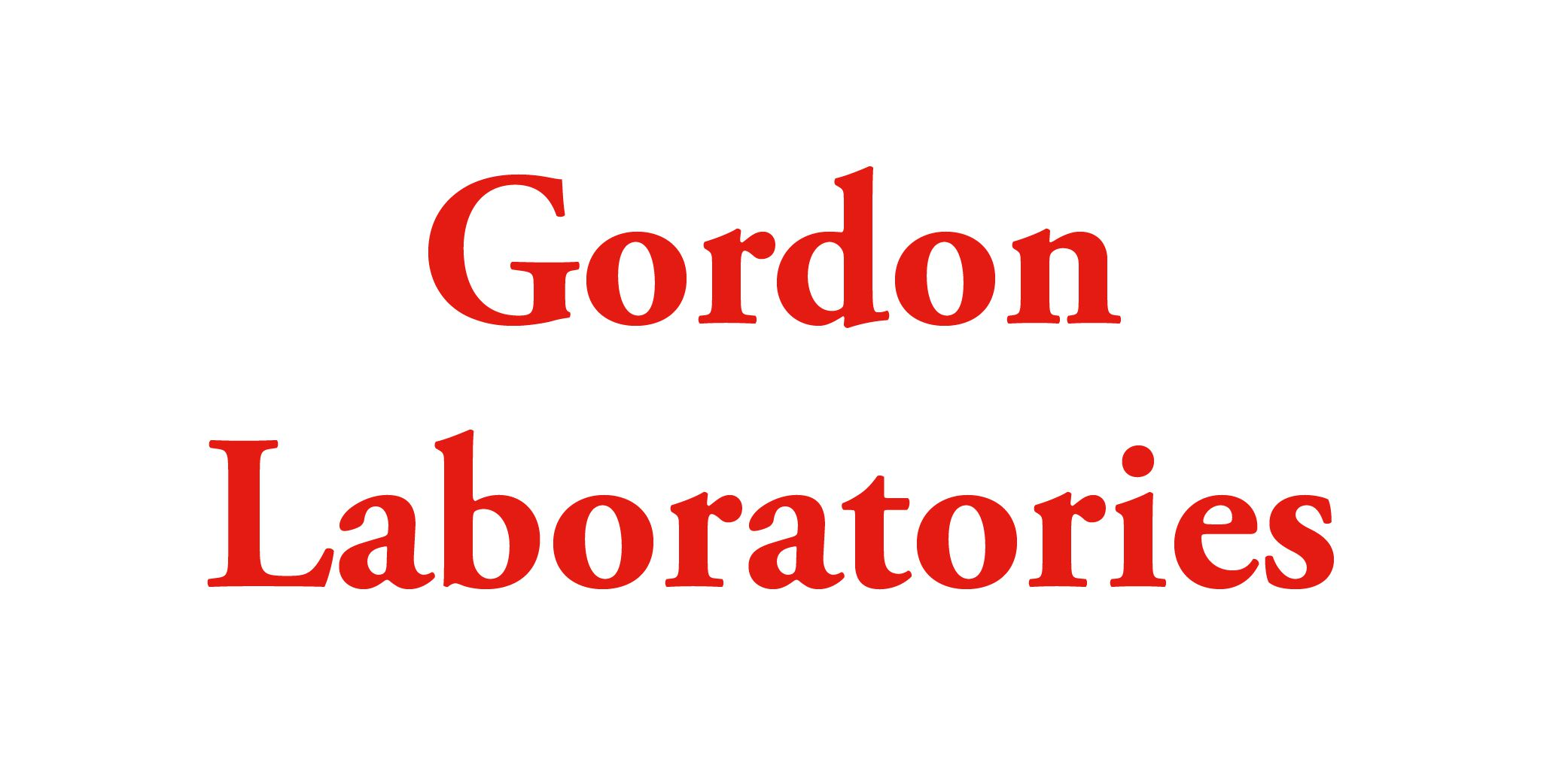 Gordon Laboratories
